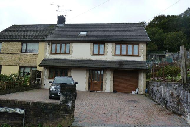 Thumbnail Semi-detached house for sale in Neath Road, Maesteg, Maesteg, Mid Glamorgan