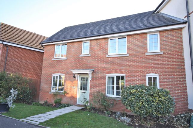 3 bed semi-detached house for sale in Thyme Avenue, Whiteley, Fareham PO15