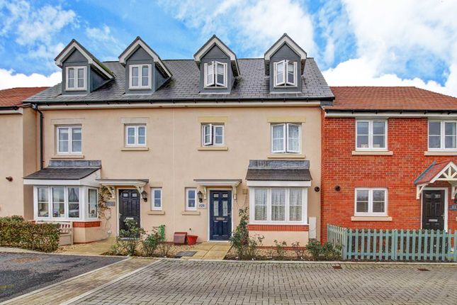 4 bed terraced house for sale in Sentrys Orchard, Exminster, Exeter EX6