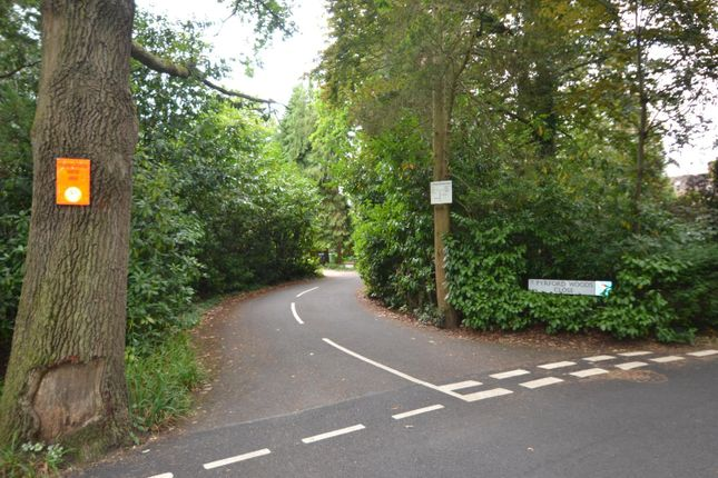 Private Road of Pyrford Woods Close, Pyrford, Woking GU22