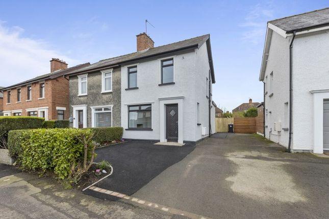 Thumbnail Semi-detached house for sale in Knockbreda Road, Rosetta, Belfast