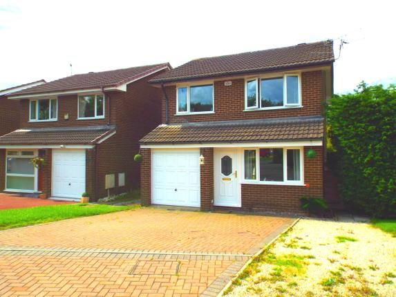 Thumbnail Detached house for sale in Dunscar Close, Birchwood, Warrington, Cheshire
