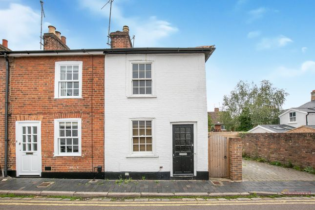 Thumbnail End terrace house for sale in Queen Street, St Albans