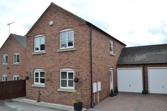 Thumbnail Detached house for sale in Common Road, Church Gresley, Swadlincote