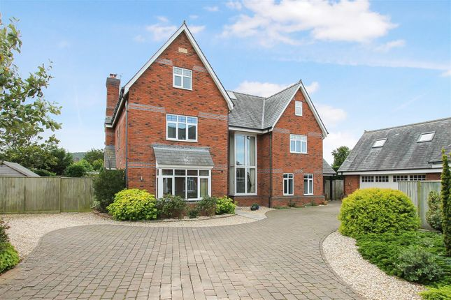 Thumbnail Detached house for sale in Moorend Park Road, Leckhampton, Cheltenham