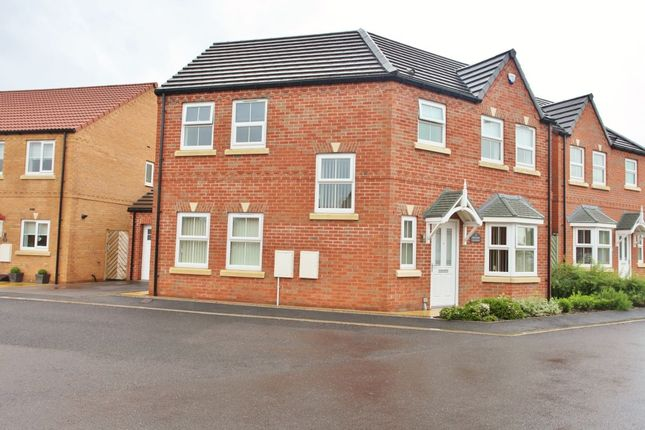 Thumbnail Detached house for sale in Johnsons Gardens, Wath-Upon-Dearne, Rotherham