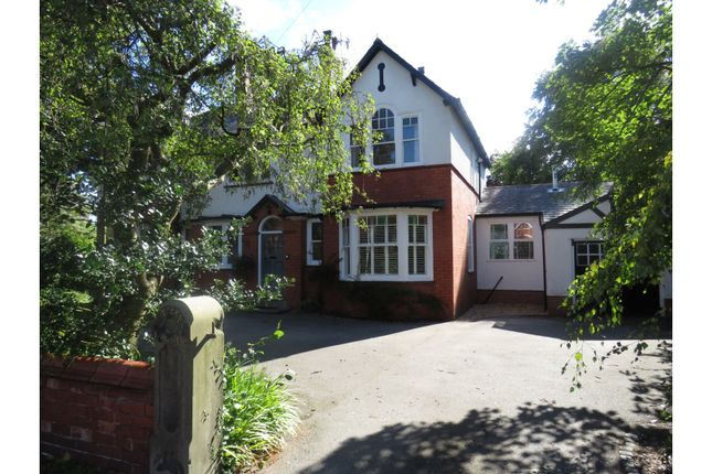 Thumbnail Detached house for sale in Derby Road, Freshfield