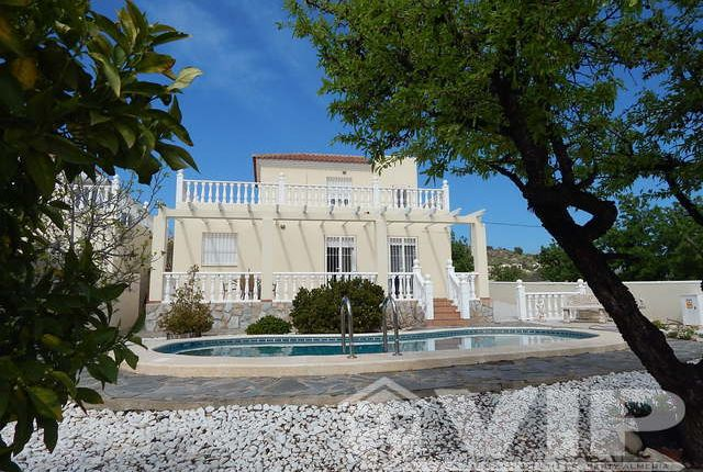 Thumbnail Villa for sale in Cariatiz, Sorbas, Almería, Andalusia, Spain