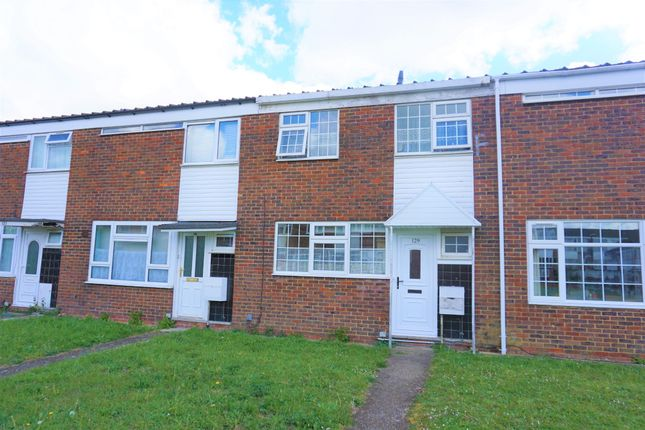 3 bed terraced house for sale in High Street, Chalvey, Slough SL1