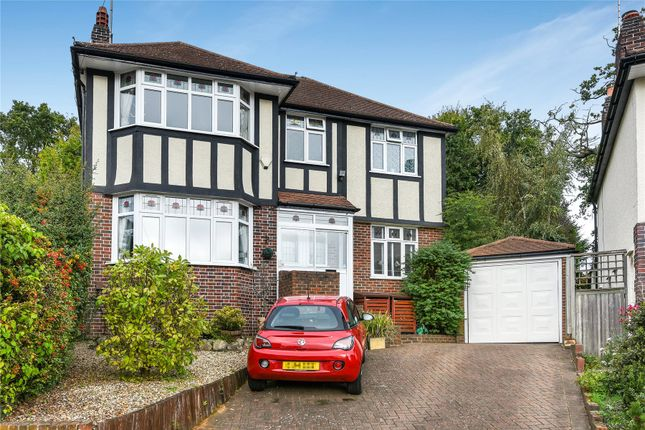 Thumbnail Detached house for sale in Hillview Crescent, Orpington