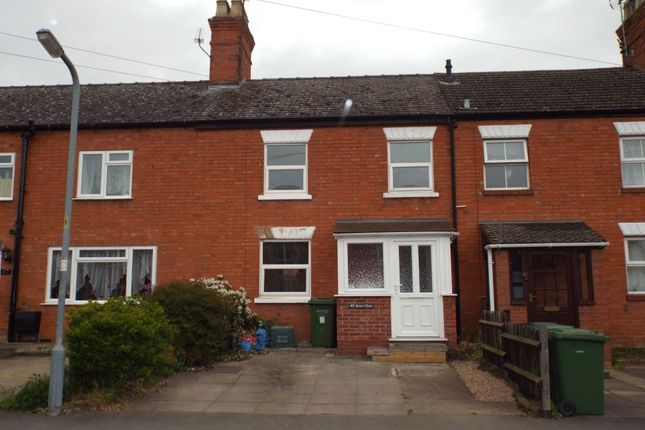 Thumbnail Terraced house to rent in Briar Close, Evesham