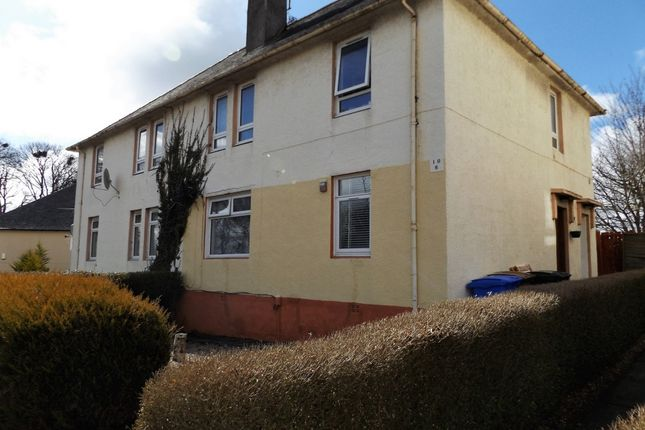 Thumbnail Flat for sale in Annanhill Ave, Kilmarnock