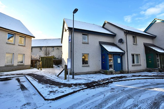 Thumbnail End terrace house for sale in Camanachd Crescent, Fort William