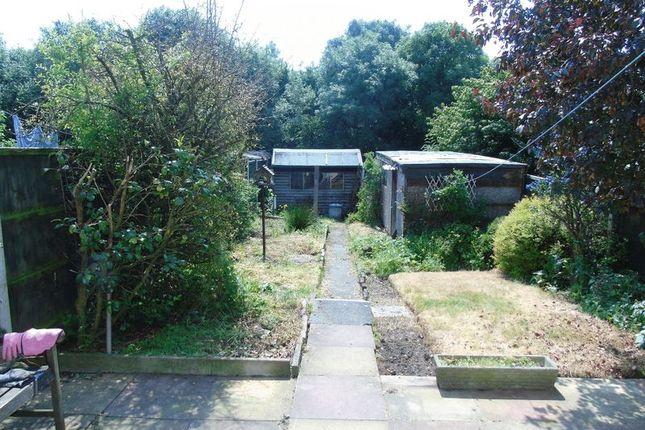 Garden of Coronation Drive, Whiston, Prescot L35