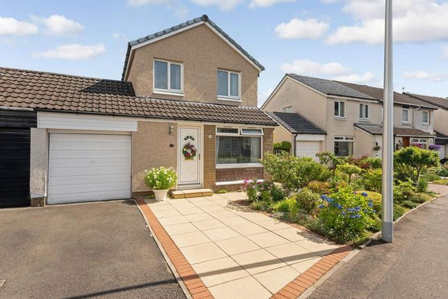 Thumbnail Link-detached house for sale in Keith Avenue, Stirling, Stirlingshire