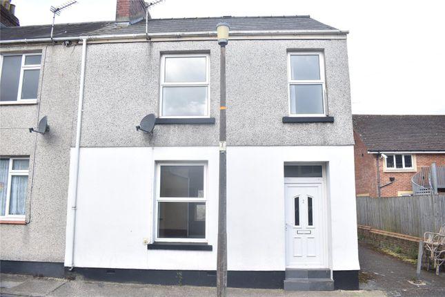 Thumbnail End terrace house for sale in Brewery Street, Pembroke Dock, Pembrokeshire
