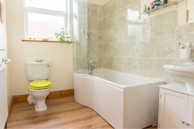 Bathroom of High Street, Upper Dean, Huntingdon PE28