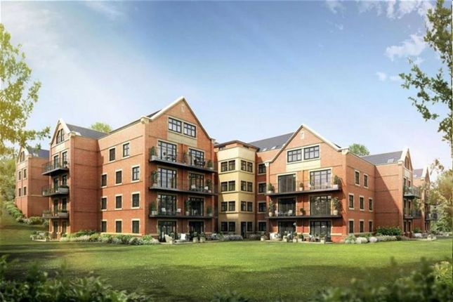 Thumbnail Flat for sale in Royal Connaught Park, Marlborough Drive, Bushey, Hertfordshire