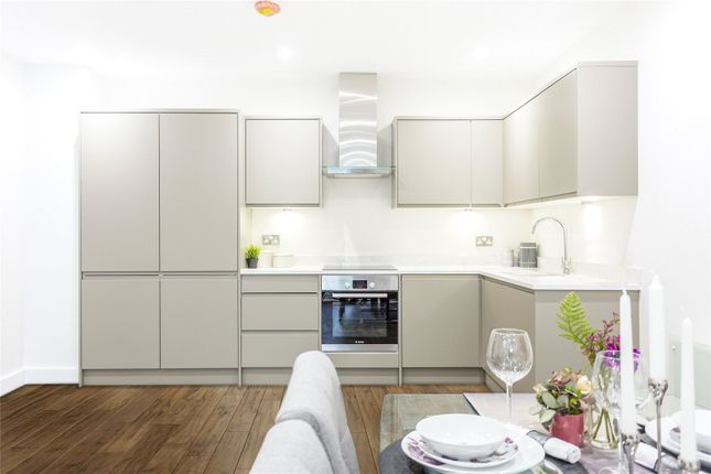 Thumbnail Flat for sale in Walsingham House, 1331 High Road, Wheststone, London