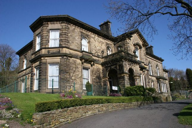 Thumbnail Flat for sale in The Old Nursery, 1B Stamford Road, Mossley, Greater Manchester