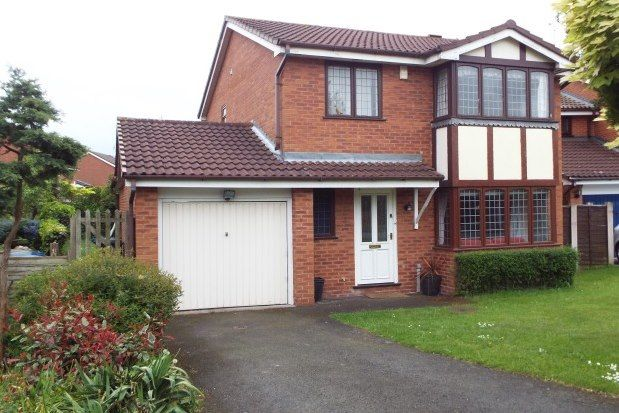 Thumbnail Property to rent in Hawkesmoor Drive, Lichfield