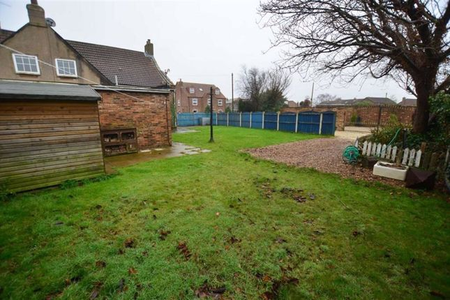 Rear Garden of Main Road, Drax, Selby YO8