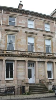 Thumbnail Flat to rent in Crown Circus, Glasgow, 9Hb