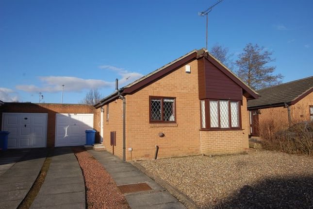 Thumbnail Detached bungalow for sale in Eland Edge, Ponteland, Newcastle Upon Tyne