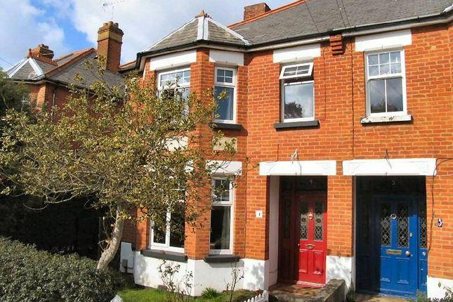 Thumbnail Semi-detached house to rent in Hook Heath Avenue, Hook Heath, Woking