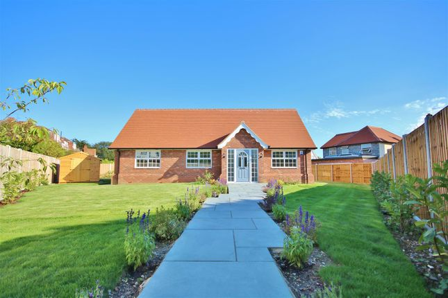 Thumbnail Detached bungalow for sale in Eton Road, Frinton-On-Sea
