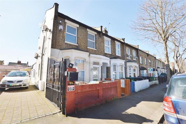 Thumbnail End terrace house for sale in Acacia Road, Leytonstone, London