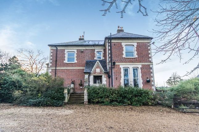 Thumbnail Detached house for sale in West Road, Pointon, Sleaford