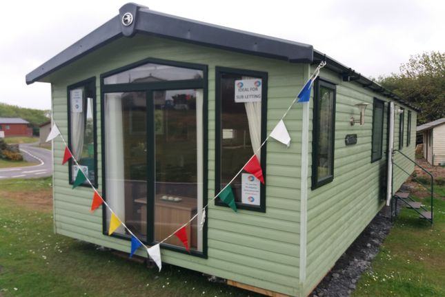 Thumbnail Mobile/park home for sale in Millom, Cumbria
