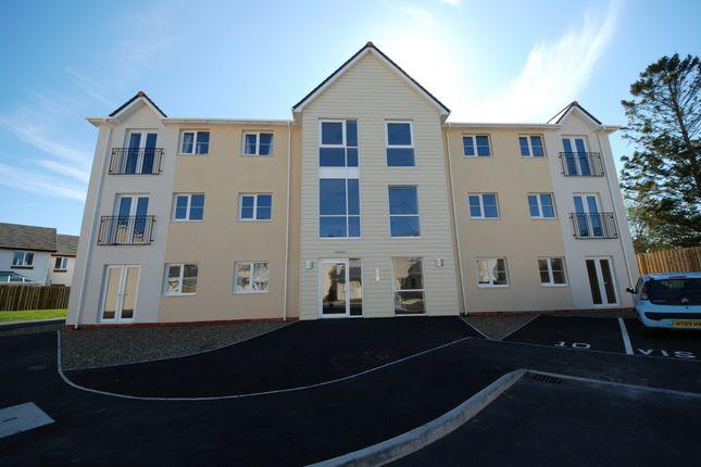 Thumbnail Flat for sale in Llanbadarn Fawr, Aberystwyth