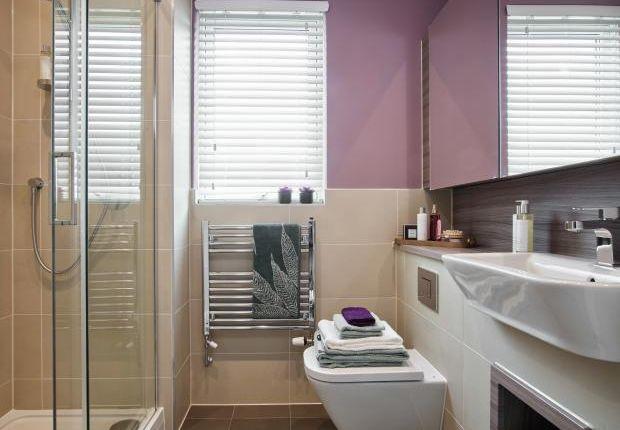 Typical En Suite of The Willow, Avenue Road, Oakwood N14