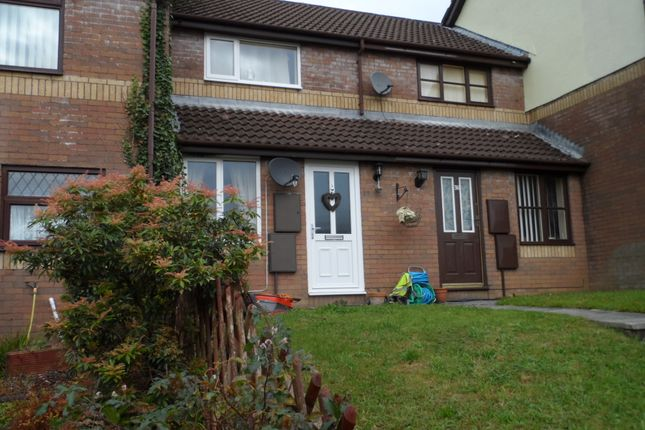 Thumbnail Terraced house to rent in Rowans Lane, Bryncethin