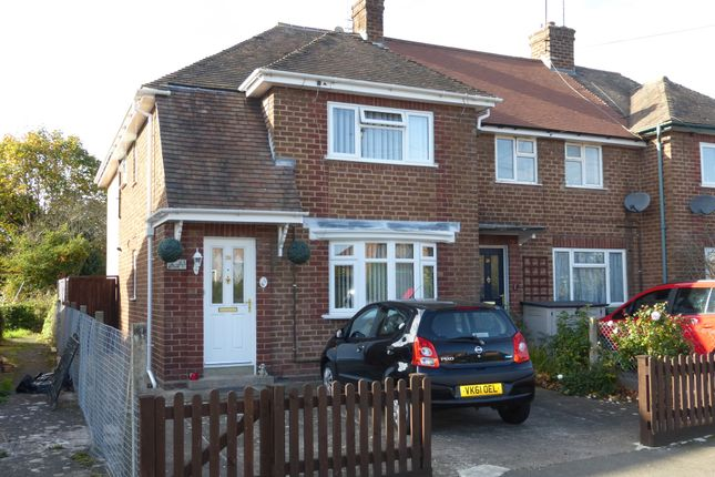 3 bed end terrace house for sale in Laburnum Grove, Hereford