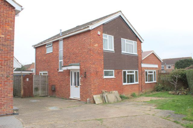 Thumbnail Detached house for sale in Waggoners Way, Bugbrooke, Northampton