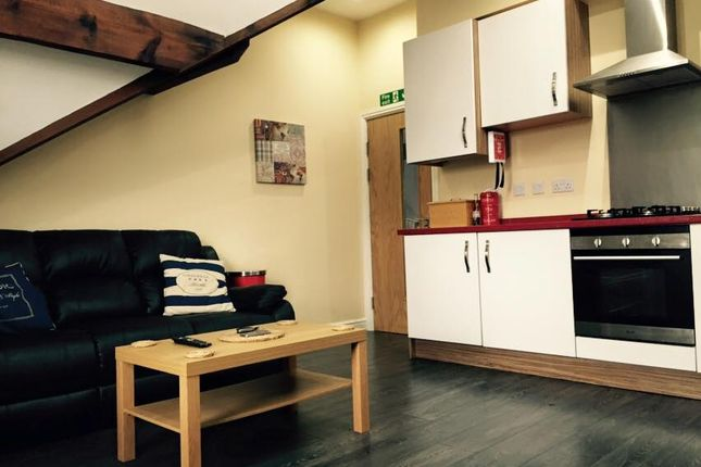 Thumbnail Flat to rent in Park Road South, Middlesbrough