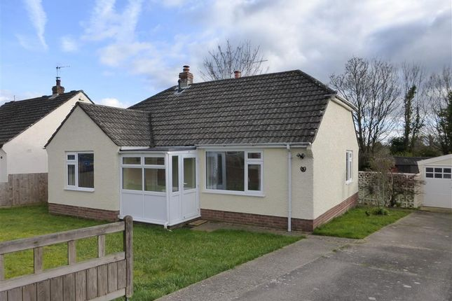 Thumbnail Bungalow to rent in Ambrose Close, Bradford Abbas, Sherborne