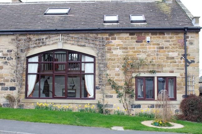 Thumbnail Barn conversion to rent in Badsworth Mews, Badsworth, Pontefract