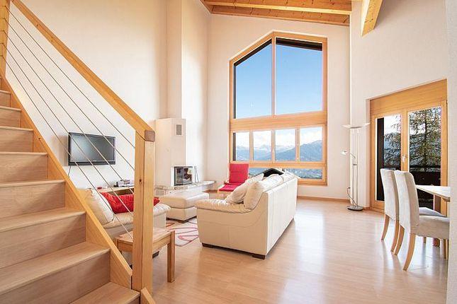 Thumbnail Apartment for sale in Loup Blanc 555, Anzère, Valais, Switzerland