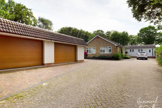 Thumbnail Detached bungalow for sale in Rye Hill Road, Harlow