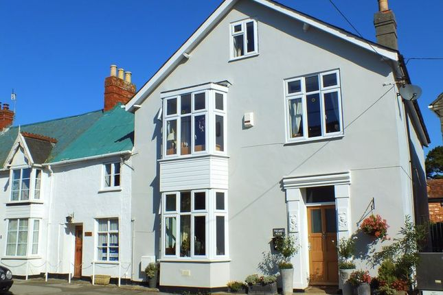Thumbnail End terrace house for sale in The Street, Charmouth, Bridport