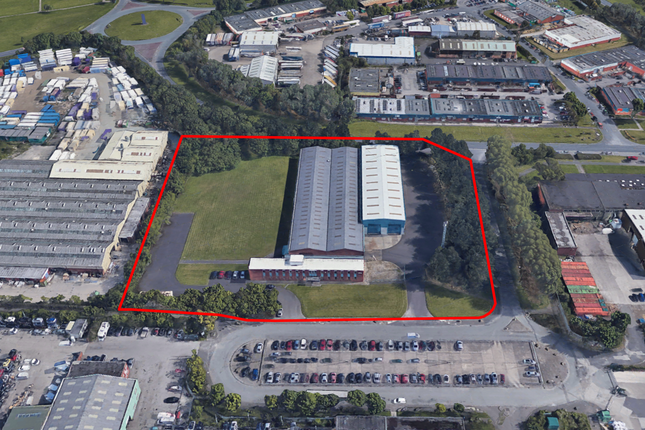 Thumbnail Warehouse for sale in Gerrard Place - Unit 6, Gillibrands Industrial Estate, Skelmersdale