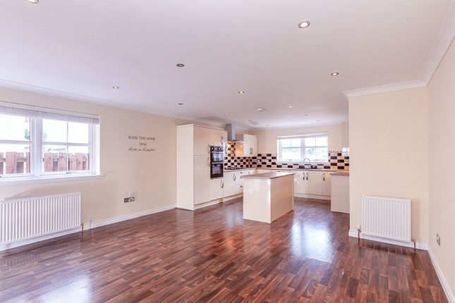 Thumbnail Bungalow for sale in Bishops View Gairneybridge, Kinross