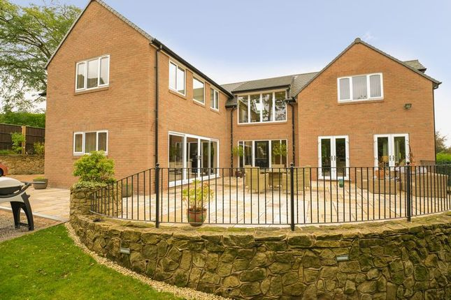 Thumbnail Detached house for sale in Ercall Lane, Wellington, Telford