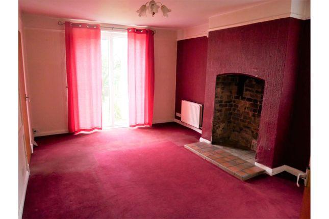Lounge of Farley Road, Oakamoor, Staffordshire ST10