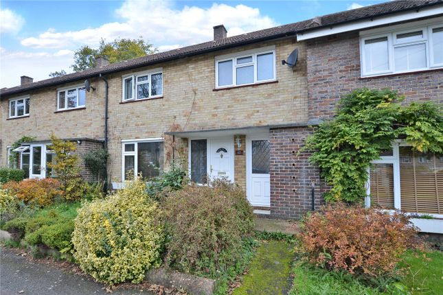 Thumbnail Terraced house for sale in Antrobus Close, Cheam, Sutton