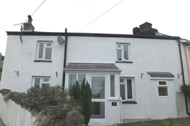 Thumbnail End terrace house to rent in Harrowbarrow, Callington